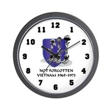 Americal Division Wall Clock