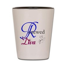 ReNewed Diva Collection Shot Glass