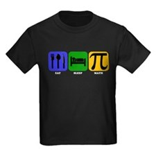 Eat Sleep Math T-Shirt