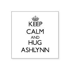 Keep Calm and HUG Ashlynn Sticker