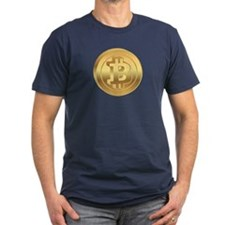 Bitcoin is Golden T-Shirt