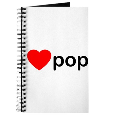 I Heart Pop Journal