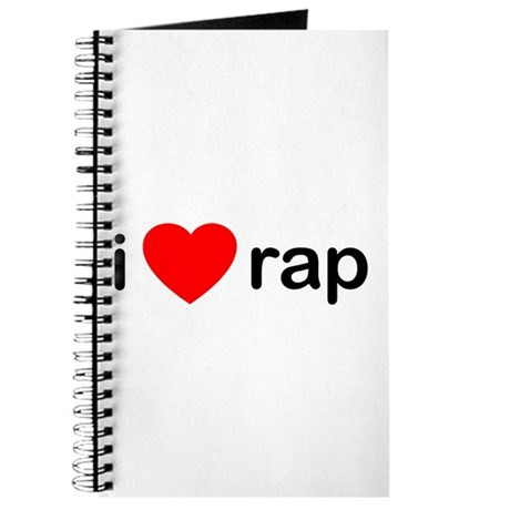 I Heart Rap Journal