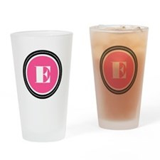 Pink Drinking Glass