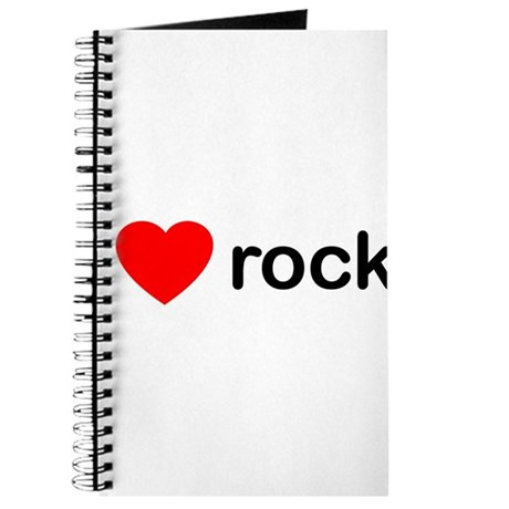 I Heart Rock Journal