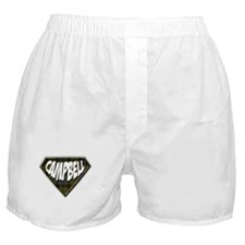 Campbell Superhero Boxer Shorts