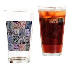 Unique Pilgrim Drinking Glass