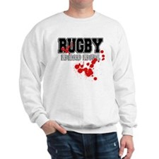 Rugby No Blood No Foul Sweatshirt