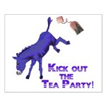 kick-out-tea-party Posters