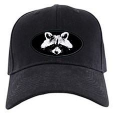Cool Racoon Baseball Hat