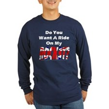RideRocket Long Sleeve T-Shirt