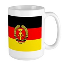 East Germany Mugs