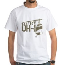UH-1 Huey Helicopter Shirt