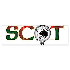 Turnbull Clan Bumper Bumper Sticker