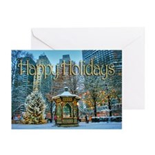 City Park Holiday Greeting Cards (10 Count)