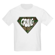 Craig Superhero T-Shirt