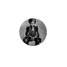 Nina Simone Mini Button