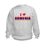 I love Armenia Sweatshirt