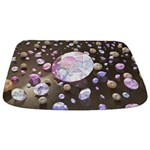 Diamonds and Pearls Bathmat