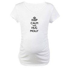 Keep Calm and HUG Molly Shirt