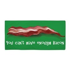Bacon Beach Towel Beach Towel