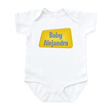 Baby Alejandra Infant Bodysuit