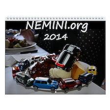 2014 NEMINI.Org Wall Calendar