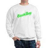 Earth Day Baseball style logo Jumper
