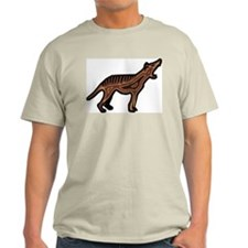 Grudge-Bearing Thylacine in Color! T-Shirt