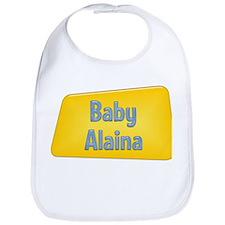 Baby Alaina Bib