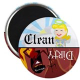 clean-dirty Magnet (10 pack)