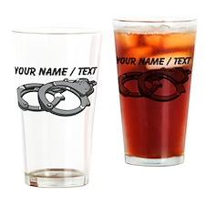 Handcuffs Drinking Glass