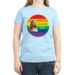 JESUS LOVE ME Women's Light T-Shirt