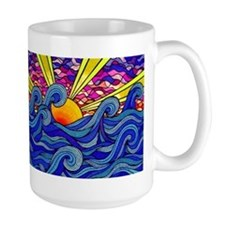 Catch A Wave Mugs