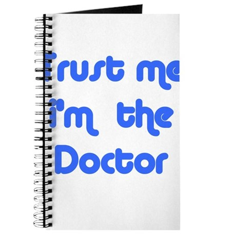 trust me i'm the doctor Journal