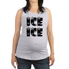 Ice Ice Baby Maternity Tank Top
