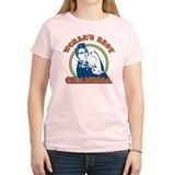 Rosie Riveter Best Grandma T-Shirt