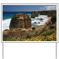 Australia Twelve Apostles Souvenir Photo Yard Sign