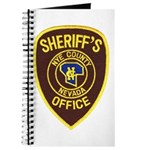 Nye County Sheriff Journal
