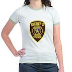 Nye County Sheriff Jr. Ringer T-Shirt
