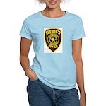Nye County Sheriff Women's Light T-Shirt