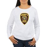 Nye County Sheriff Women's Long Sleeve T-Shirt