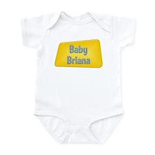 Baby Briana Onesie
