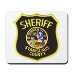 Stanislaus County Sheriff Mousepad