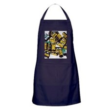 Perfect Gift for a Purist Photographe Apron (dark)