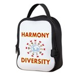 Harmony and Diversity Neoprene Lunch Bag