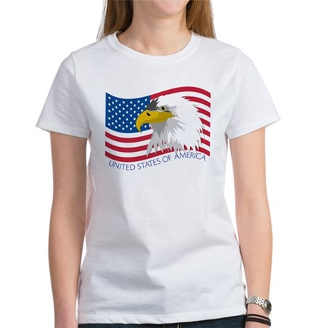 Bald Eagle Women's T-Shirt