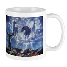 Unique American thunder Mug