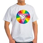 RAINBOW PEACE DOVE Light T-Shirt