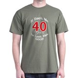 40 Years Old T-Shirt